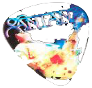 Guitar Heaven guitar pick graphic